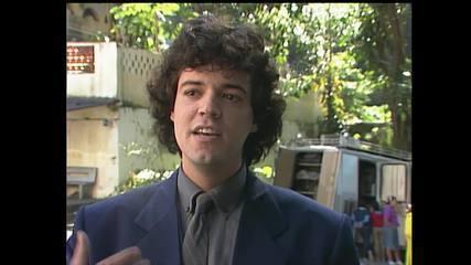Relembre making of com atores de 'O Sexo dos Anjos' (1989)
