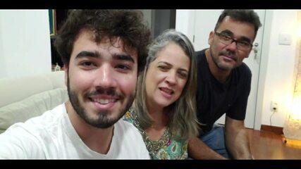 Família de Mobi Colombo fala sobre expectativa de apresentação da cantora no 'The Voice'