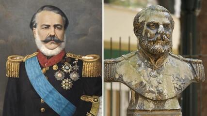 Quem são e como são feitas as estátuas de Curitiba?