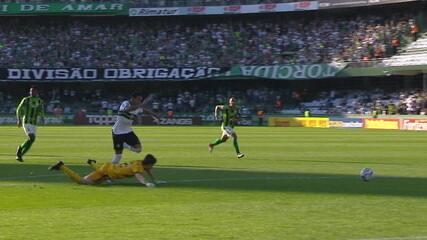 Melhores momentos: Coritiba 2 x 1 América-MG pela 25 rodada do Campeonato Brasileiro Série B