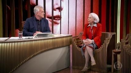 """Fernanda Montenegro fala sobre a peça """"A mulher de todos nós"""""""