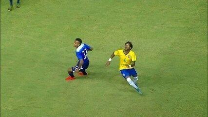 Relembre como foi a passagem da seleção sub-23 pelo Recife em 2015