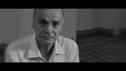 """Bárbara registrou um depoimento de Dráuzio no curta-metragem """"Conversa com Ele"""""""