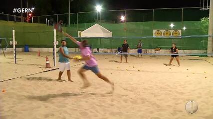 Torneio de beach tennis reúne 250 atletas em Natal