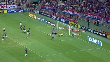 Melhores momentos: Fortaleza 2 x 0 Chapecoense pela 24ª rodada do Brasileirão