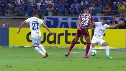 Melhores momentos: Cruzeiro 0 x 0 Fluminense pela 24ª rodada do Campeonato Brasileiro 2019