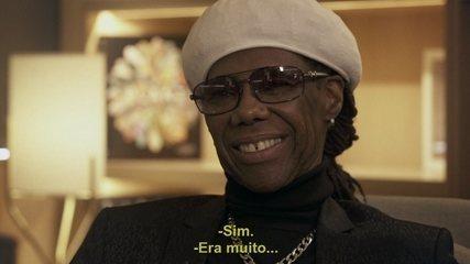 Nile Rodgers lembra da primeira vez em que ouviu samba