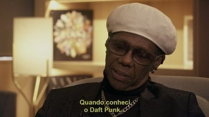 Nile Rodgers fala sobre parceria com Daft Punk e sensação de sucesso com seu trabalho