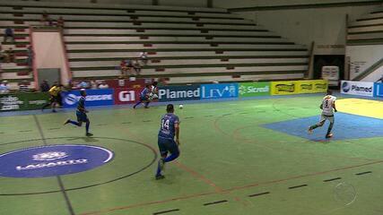 Lagarto goleia São Cristóvão e se garante na semifinal da Copa TV Sergipe