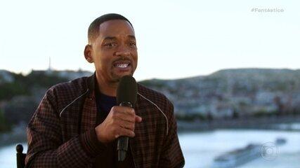Will Smith contracena com clone de 23 anos em novo filme
