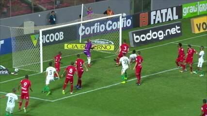 Vila perde do América-MG e segue no Z-4; veja os melhores momentos do jogo