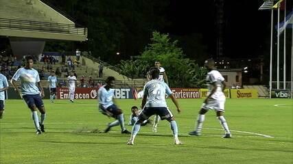 Melhores momentos: São Bento 1 x 2 Coritiba pela 29ª rodada da Série B do Brasileiro