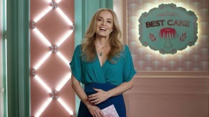 Não perca Best Cake, o programa mais doce da sua TV