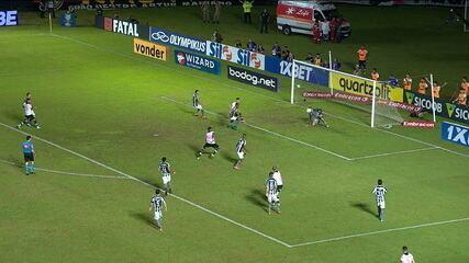 Melhores momentos de Vasco 2 x 1 Botafogo pela 26ª rodada do Campeonato Brasileiro Série A