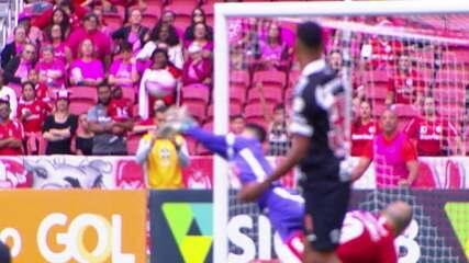 Melhores momentos de internacional 0 x1 Vasco pela 27ª rodada do Campeonato Brasileiro