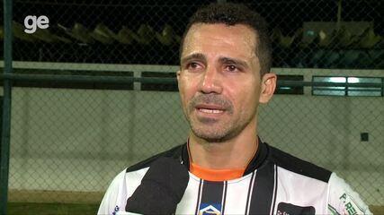 Kamar se emociona e lamenta derrota e eliminação do time da Série B do Piauiense