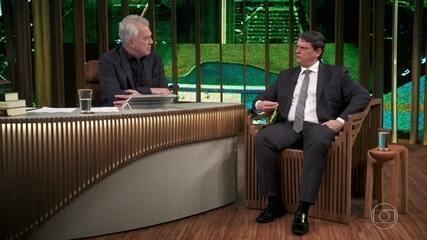 Tarcísio fala sobre a infraestrutura de transportes no Brasil