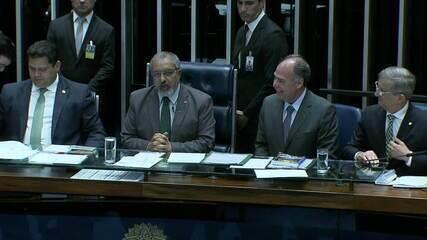 Senado finaliza votação da reforma da Previdência