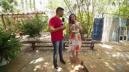 Marcelo Magno fala sobre expectativa de apresentar o JN