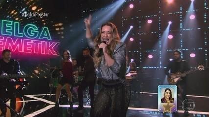 Helga Nemetik canta sucesso de 'Sia'