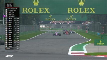 Melhores momentos do GP do México de Fórmula 1