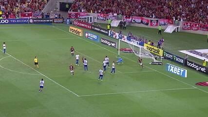Melhores momentos de Flamengo 1 x 0 CSA pela 28ª rodada do Campeonato Brasileiro