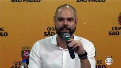 Prefeito de São Paulo, Bruno Covas (PSDB), tem diagnóstico de tumor no sistema digestivo