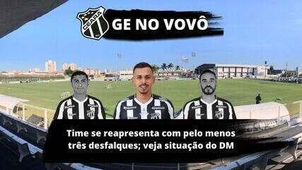 GE no Vovô: confira as notícias da reapresentação do Ceará