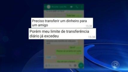 Estelionatário debocha de vítima em golpe pelo WhatsApp: 'Obrigado pelo seu dinheiro'