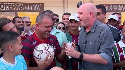 """Escobar leva o """"Cafezinho"""" a Campo Grande"""