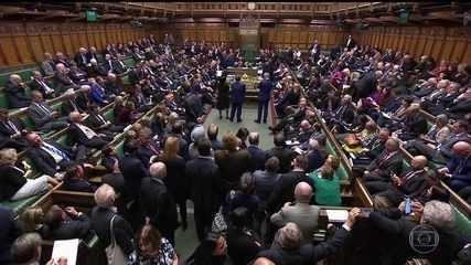 Parlamento britânico aprova eleições gerais antecipadas para 12 de dezembro