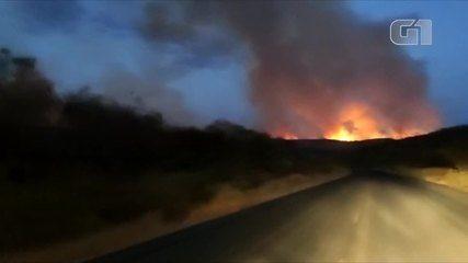 Incêndios no Sul do Piauí