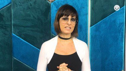 Fernanda Abreu defende sua permanência no 'Dança dos Famosos'