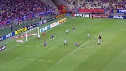 Melhores momentos: Fortaleza 2 x 2 Atlético-MG pela 30ª rodada do Brasileirão