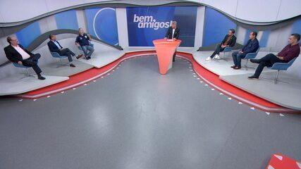 Comentaristas e Mano Menezes discutem sobre intensidade e estilo de jogo do Flamengo em 2019