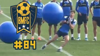 BMFC #84: Leganés faz treinamento à la Olimpíadas do Faustão