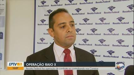 Receita Federal realiza operação para fiscalizar correspondências em Poços de Caldas