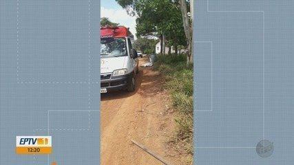 Jovem de 18 anos morre após cair de trator na zona rural de Santana da Vargem