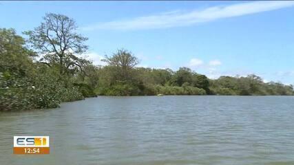 Rompimento de barragem de Fundão, em Mariana (MG), completa quatro anos com efeitos no ES