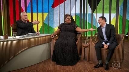 Marcelo Médici conta sua relação com Cacau Protásio e elogia a atriz