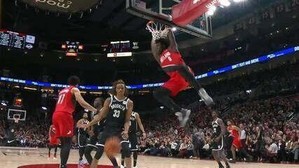 Melhores momentos: Brooklyn Nets 119 x 115 Portland Trail Blazers pela NBA