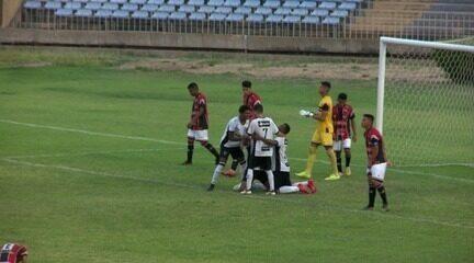 Os gols de River-PI 0 x 3 Ceará - Copa do Nordeste sub-20