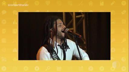 Tô no Compartilha: conheça o cantor Rafael Alves