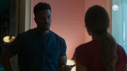 Teaser 'Bom Sucesso' 13/11: Ramon conta para Paloma que está namorando