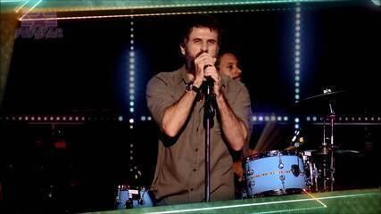 Helga, Marcelo, Nany e Eriberto relembram a emoção de cantar ao vivo no Popstar
