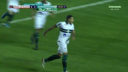 Gol do Coritiba! Igor Jesus marca de cabeça após escanteio aos 19 do segundo