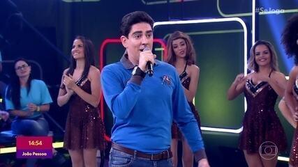 Marcelo Adnet encarna Faustão em mais um episódio do 'The Fake Brasil'