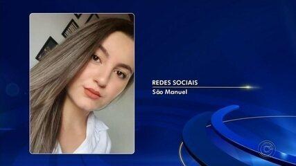 Morre jovem de 22 anos baleada em São Manuel; ex-namorado é suspeito