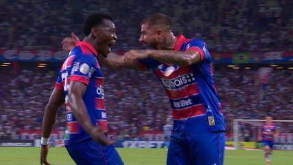 Os gols de Fortaleza 3 x 0 CSA pela 33ª rodada do Brasileirão 2019