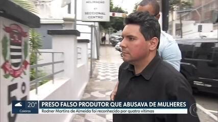 Polícia prende falso produtor cultural que abusava de mulheres